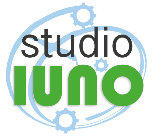 Logo Studio IUNO pilates, biomechanica en workshops